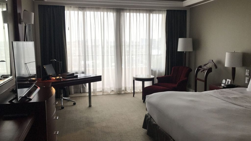 Sofitel Manila Zimmer 2