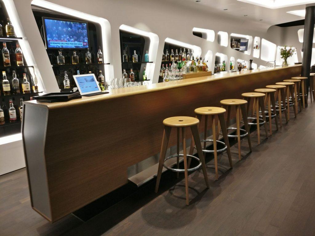 Swiss Senator Lounge Zürich E
