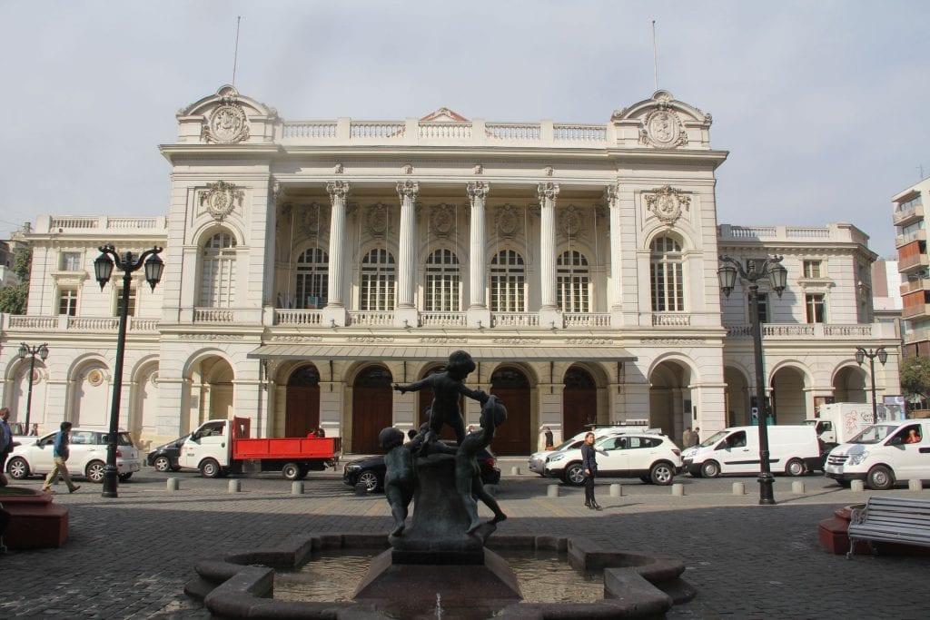 Teatro Municipal Santiago de Chile