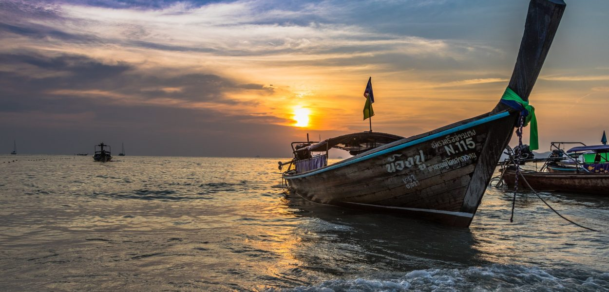 Thailand Krabi Boot