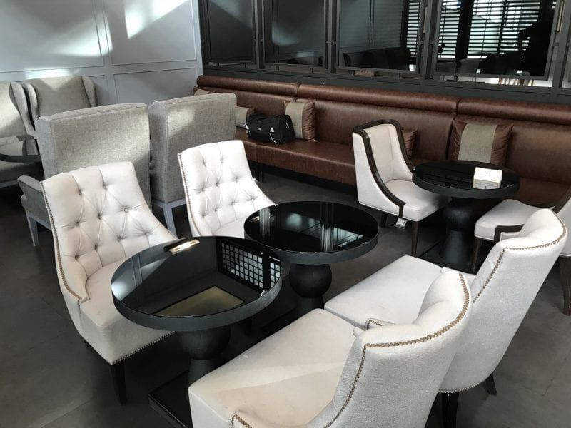 The Coral First Class Lounge Phuket