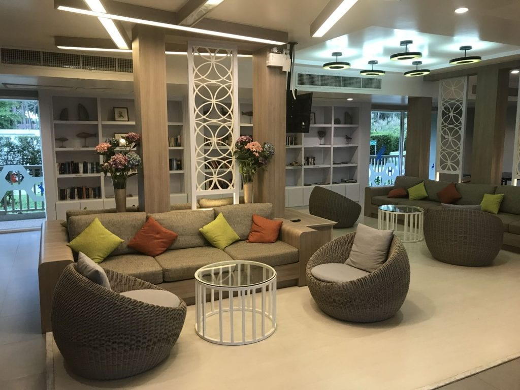 The Sands Khao Lak by Katathani – Lounge