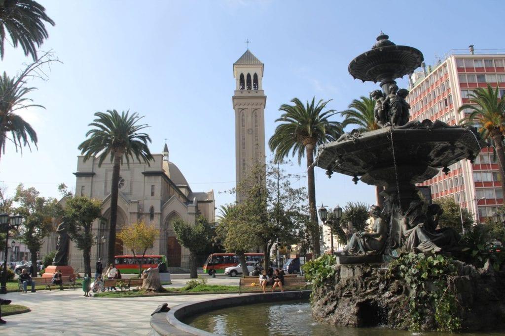 Valparaiso Plaza Victoria