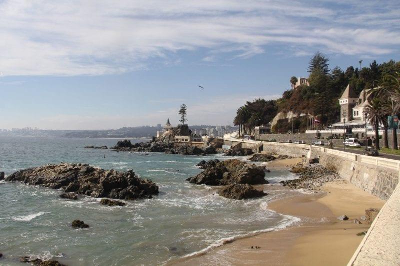 Vina del Mar Beach 2