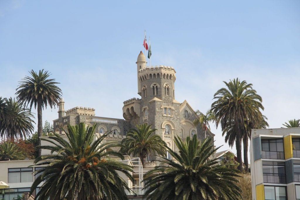 Vina del Mar Castillo Brunet