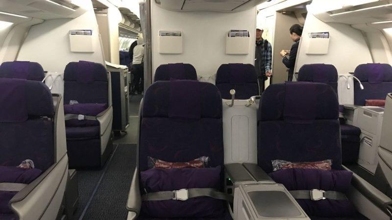 air china business class airbus a330 sitz 3