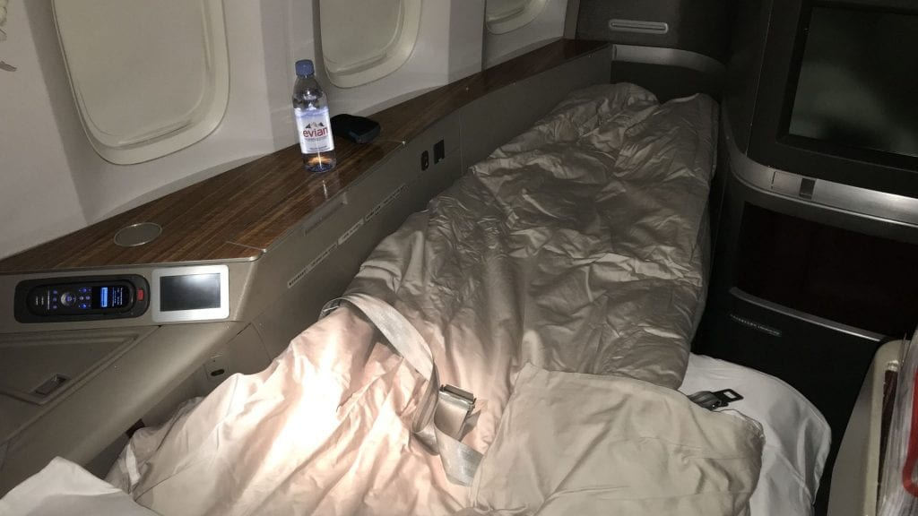 cathay pacific first class boeing 777 bett 3