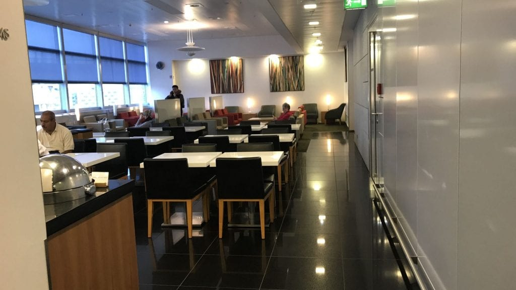 cathay pacific lounge frankfurt lounge bereich