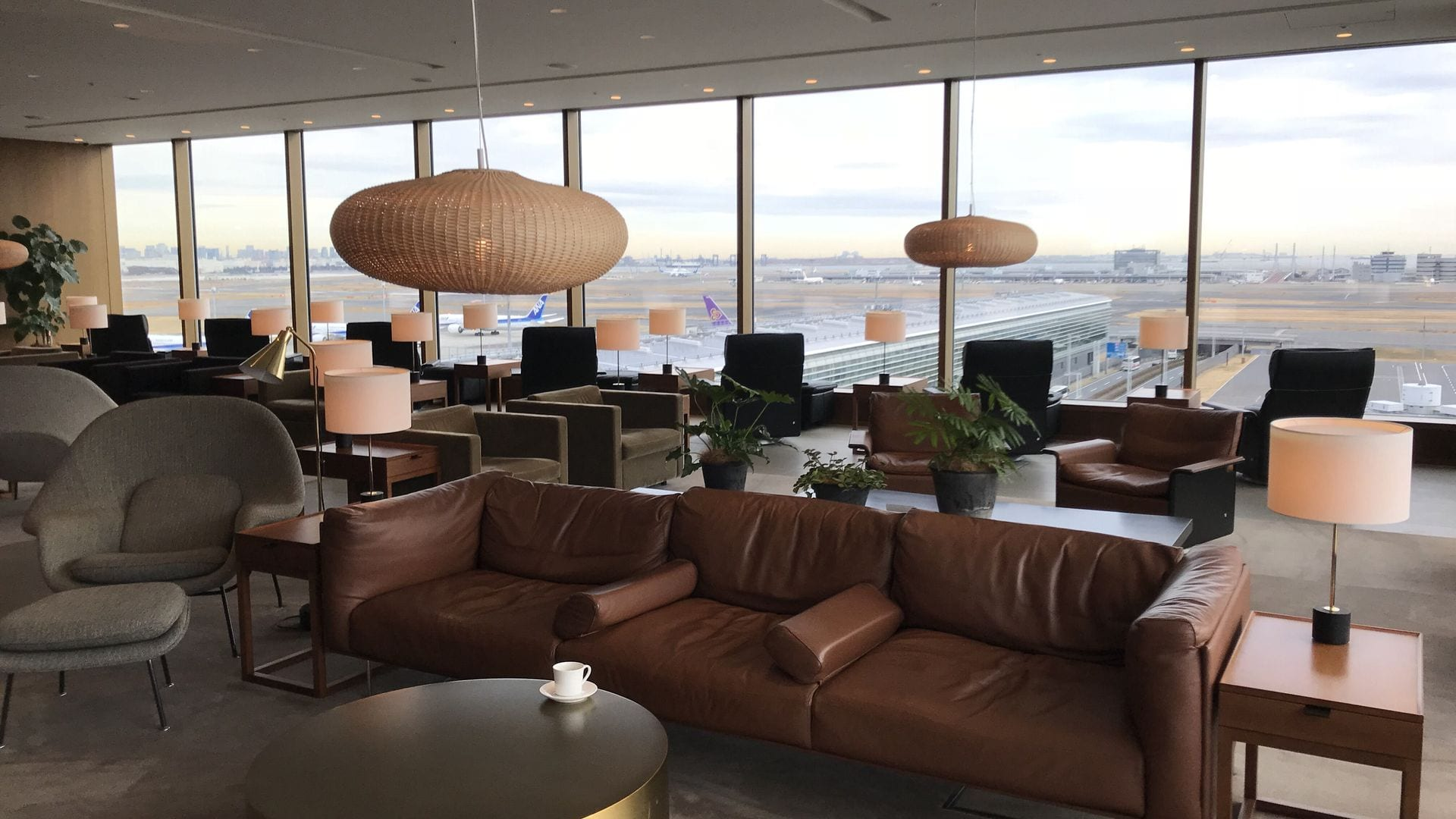 Review: Cathay Pacific Lounge Tokio Haneda - ausführlicher Test