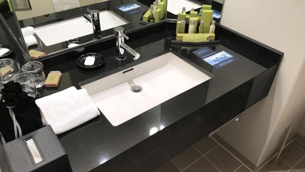 hilton tokyo badezimmer 2