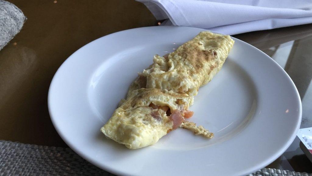 pan pacific manila omelette