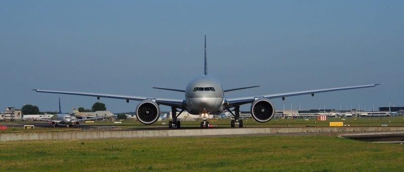 Qatar Airways Boeing 777