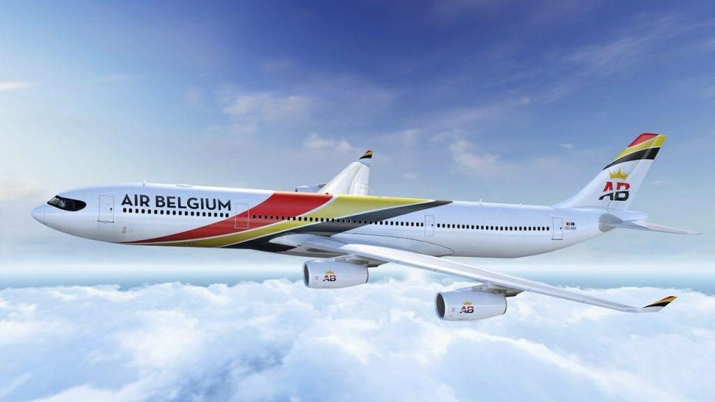 Air Belgium Airbus A340 300