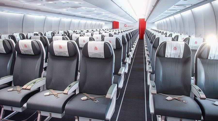 Air Belgium Economy Class