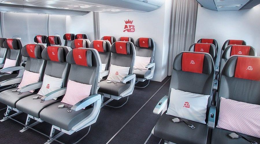 Air Brussels Premium Economy Class