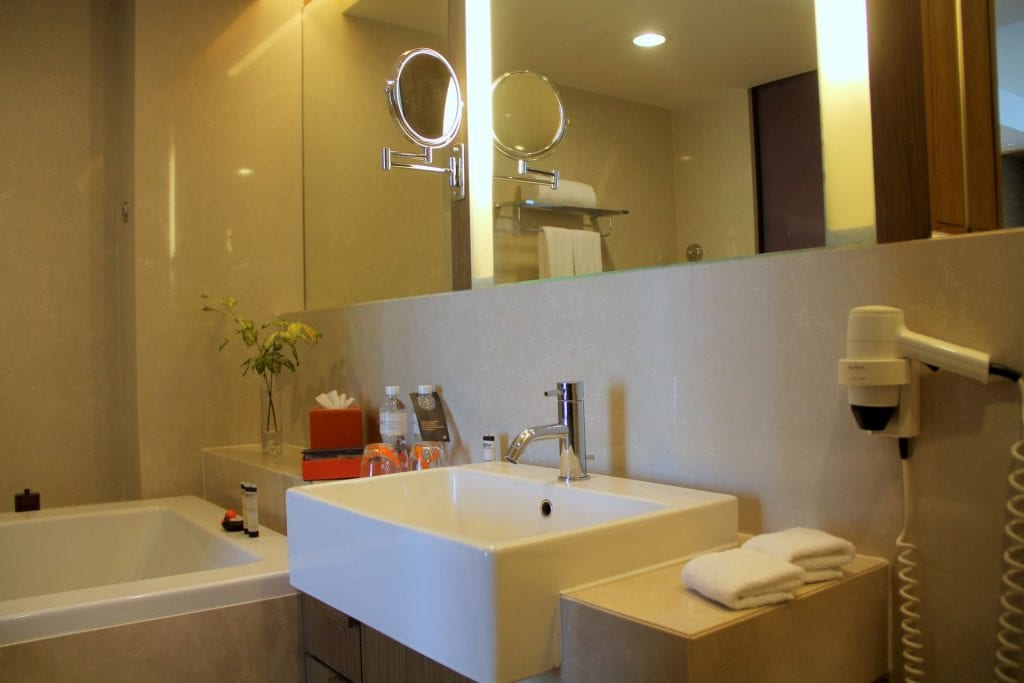 Bathroom Pullman Bangkok King Power