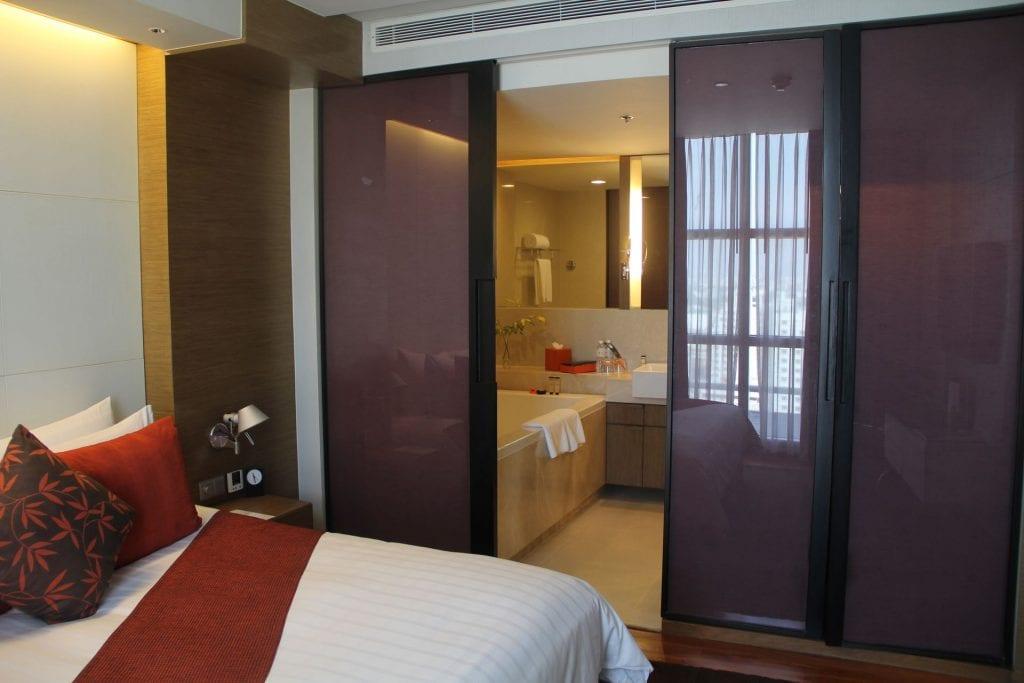 Bathroom Pullman Bangkok King Power 3