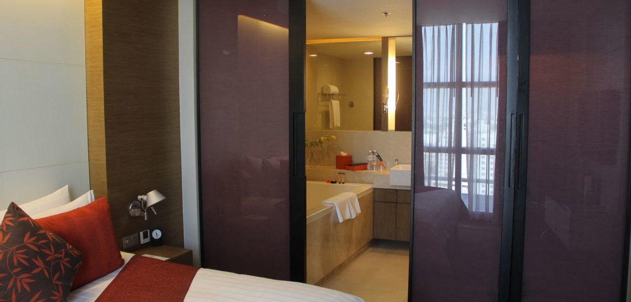 Bathroom Pullman Bangkok King Power 3