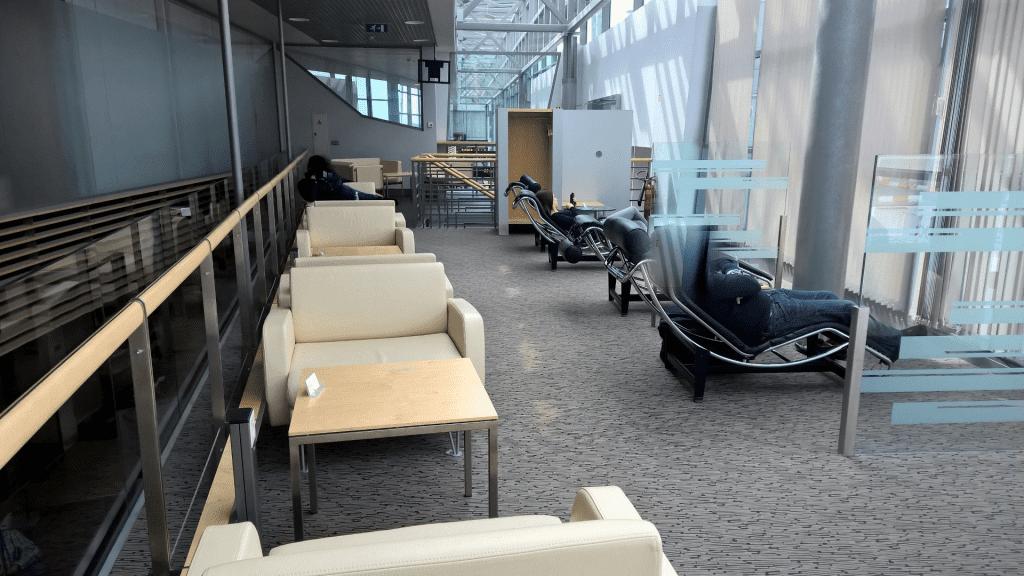 Business Lounge Riga Priority Pass flughafen