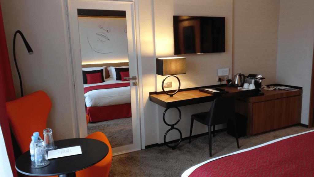 Grand Hotel La Cloche Dijon MGallery by Sofitel Superior Room