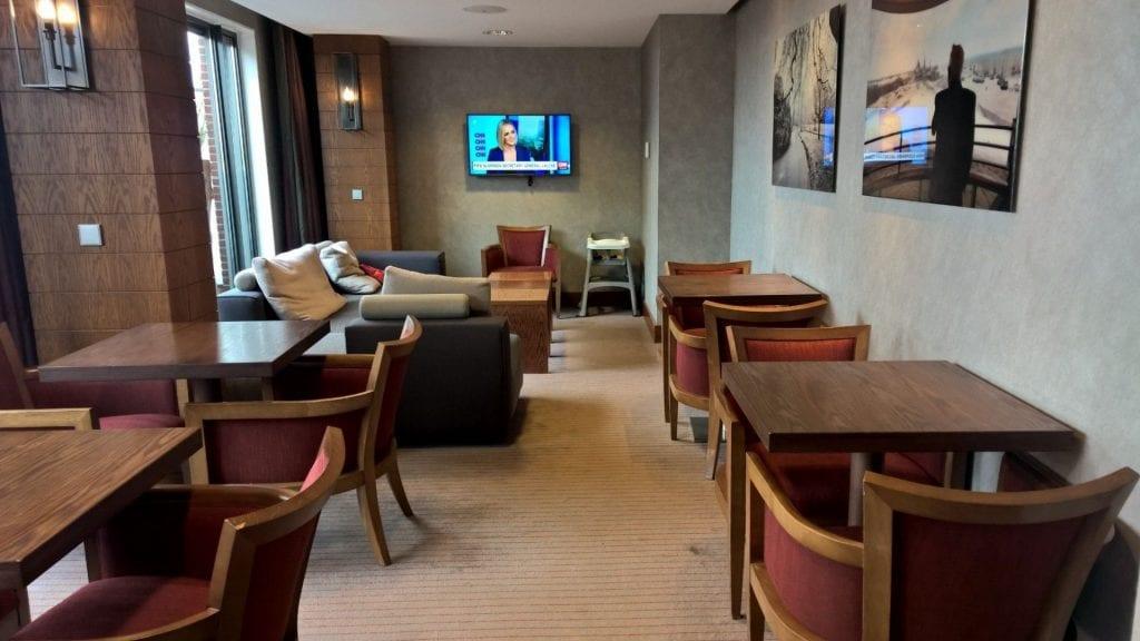 Hilton Den Haag Executive Lounge