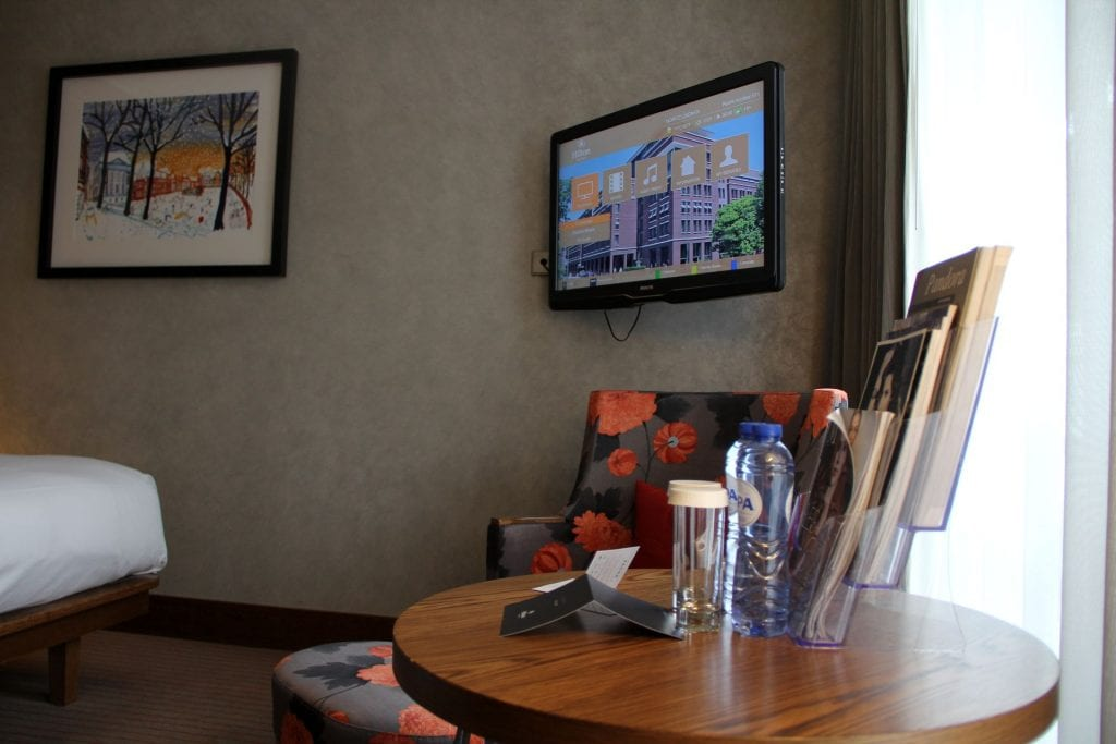 Hilton Den Haag Executive Zimmer 3