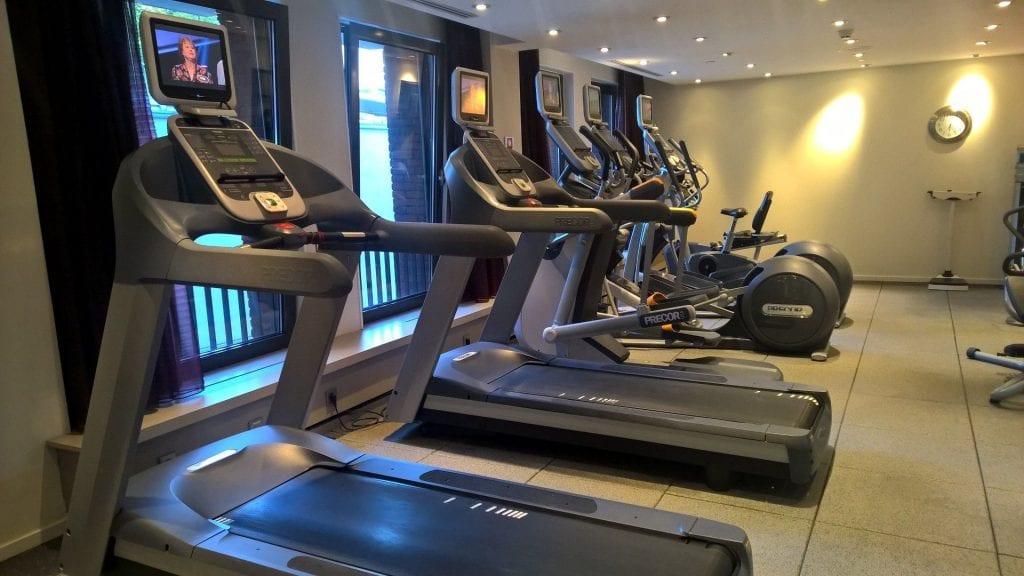 Hilton Den Haag Fitness