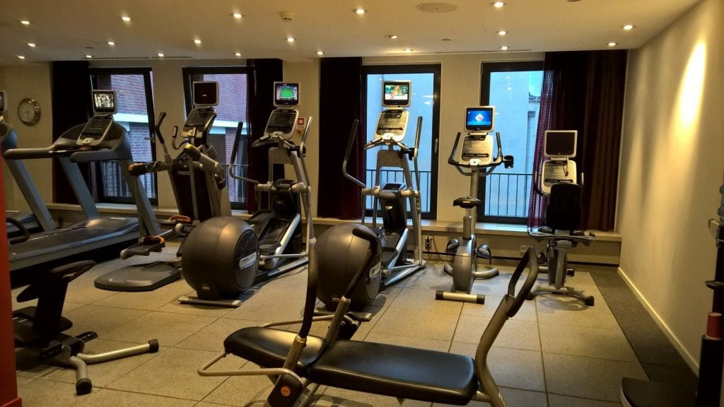 Hilton Den Haag Fitness 2
