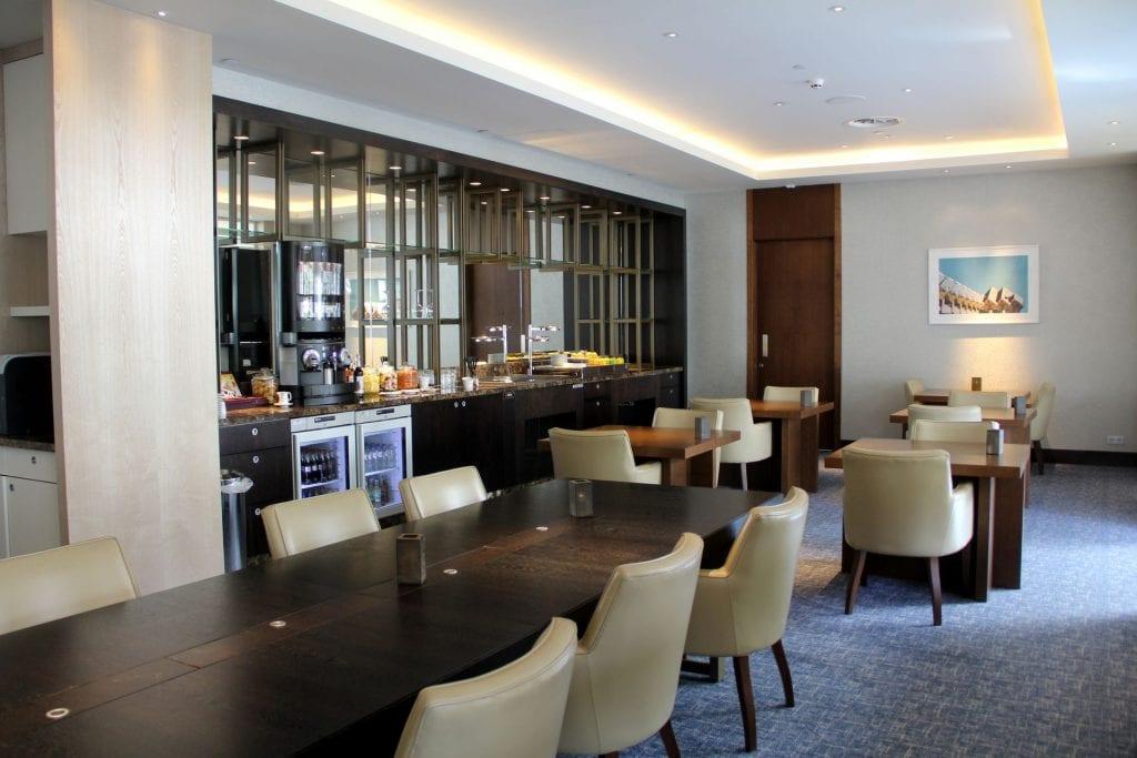 Hilton Rotterdam Executive Lounge 2