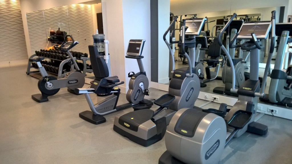 Hilton Rotterdam Fitness