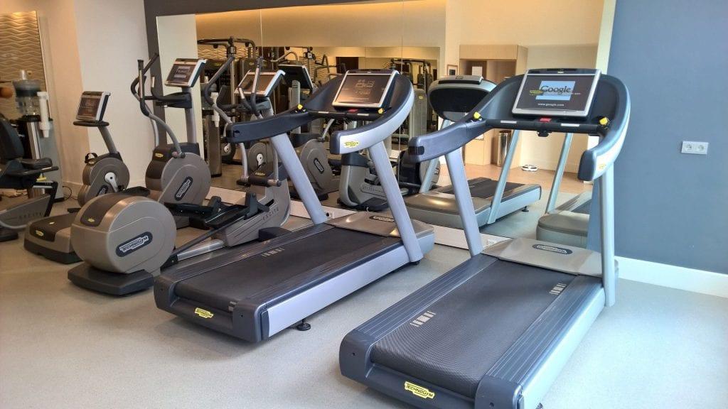 Hilton Rotterdam Fitness 2