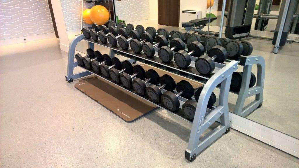 Hilton Rotterdam Fitness 3
