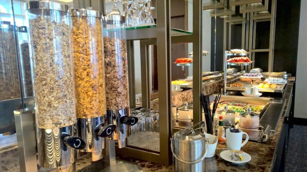 Hilton Rotterdam Frühstück 2