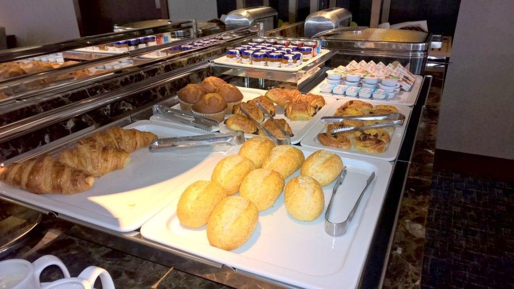 Hilton Rotterdam Frühstück 3