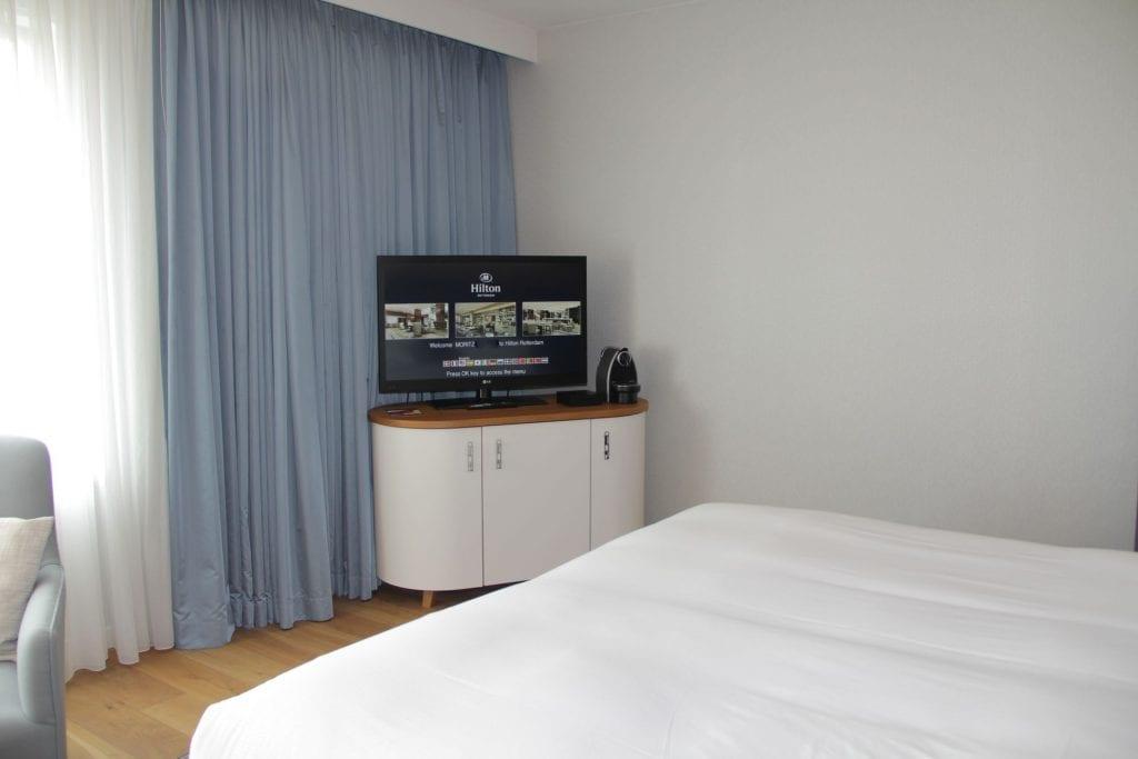 Hilton Rotterdam Junior Suite 4
