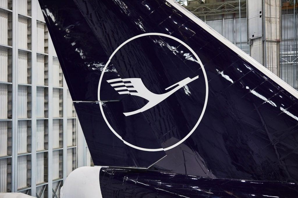 Lufthansa neue Lackierung 3