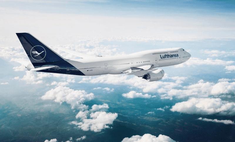 Neue Lufthansa Lackierung