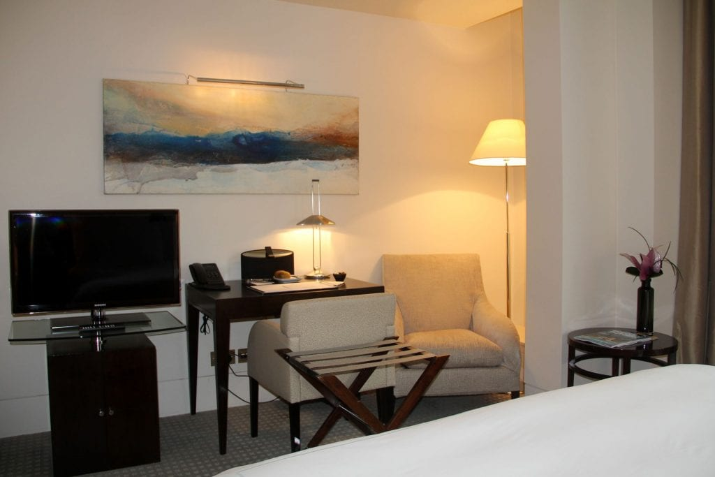 One Aldwych London Executive Room 2