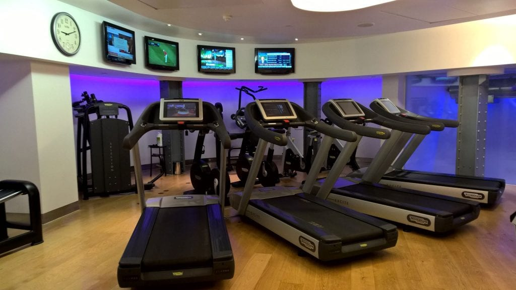 One Aldwych London Fitness