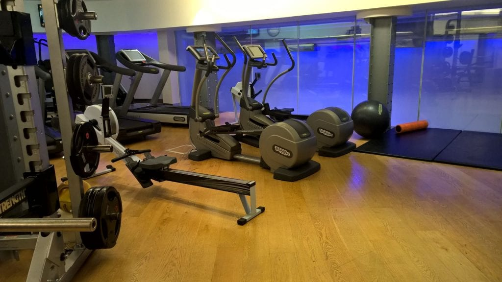 One Aldwych London Fitness 3