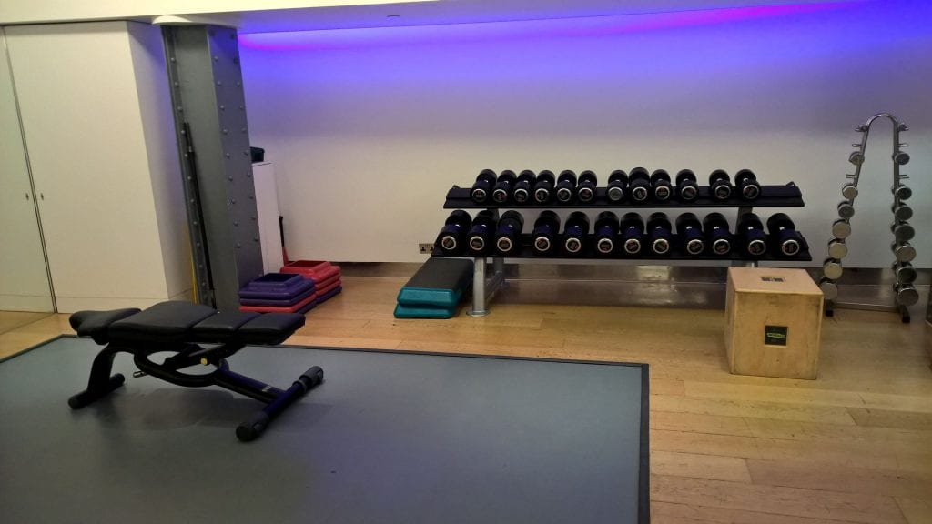 One Aldwych London Fitness 4