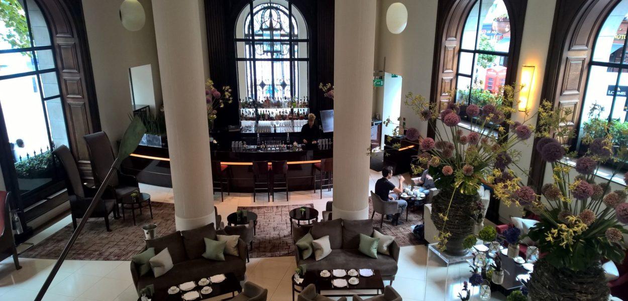 One Aldwych London Lobby