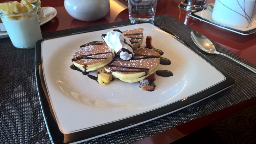 Pancakes Pullman Bangkok King Power
