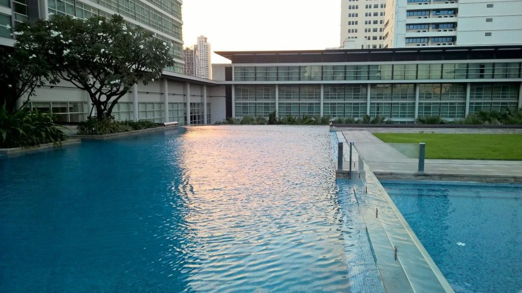 Pool Pullman Bangkok King Power 2