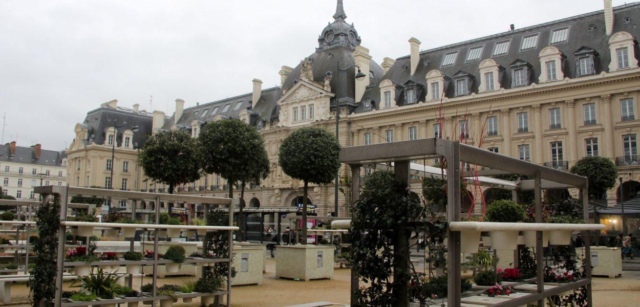 Rennes Place de la Republique