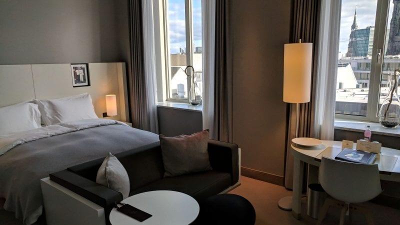 Sofitel Hamburg Alter Wall Luxury Room