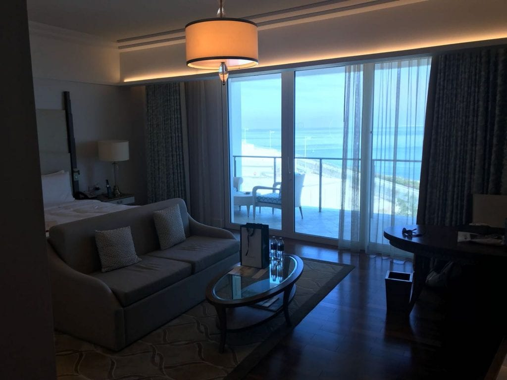 Review Waldorf Astoria Dubai Palm Jumeirah Im Reisetopia Test