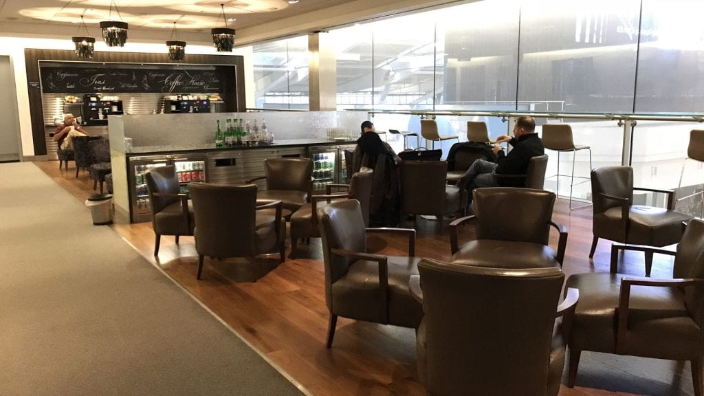 british airways galleries lounge london heathrow t5 lounge bereich 3