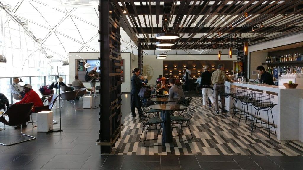 American Express Centurion Lounge Hongkong 2