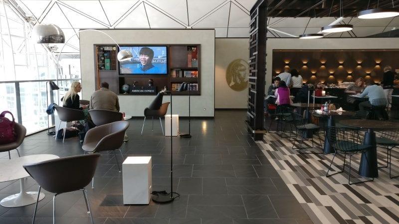 American Express Centurion Lounge Hongkong 5